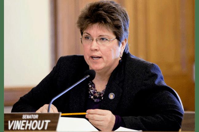 Kathleen Vinehout Kathleen Vinehout Wisconsin State Senator District 31