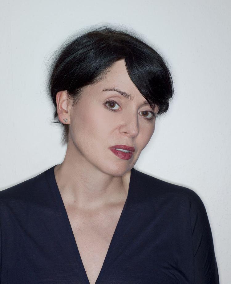 Kathrin Becker Kathrin Becker Curator Art historian and writer Living