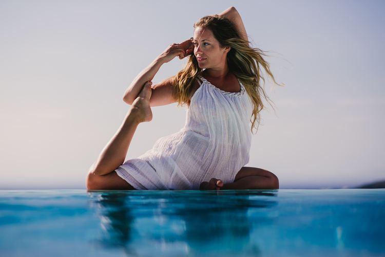 Kathryn Budig Kathryn Budig Yoga Hub Radio and Happy Food