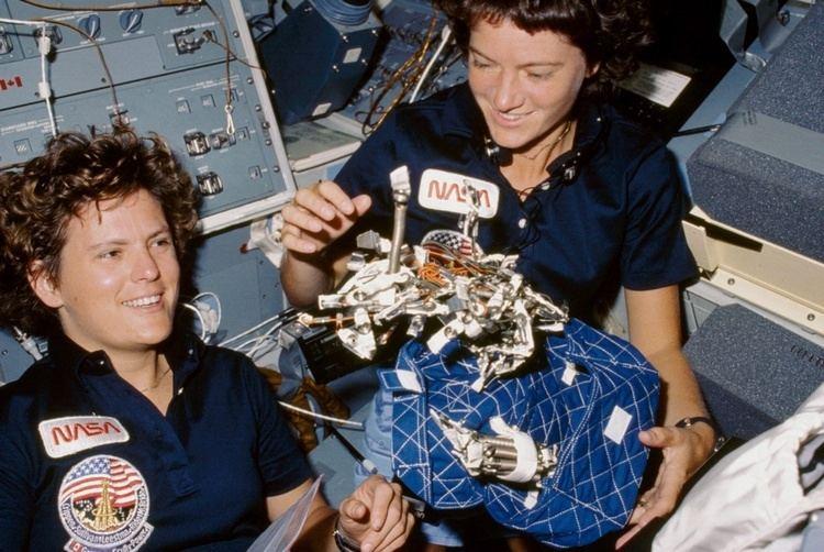 Kathryn D. Sullivan America39s First Spacewalking Woman Kathryn D Sullivan