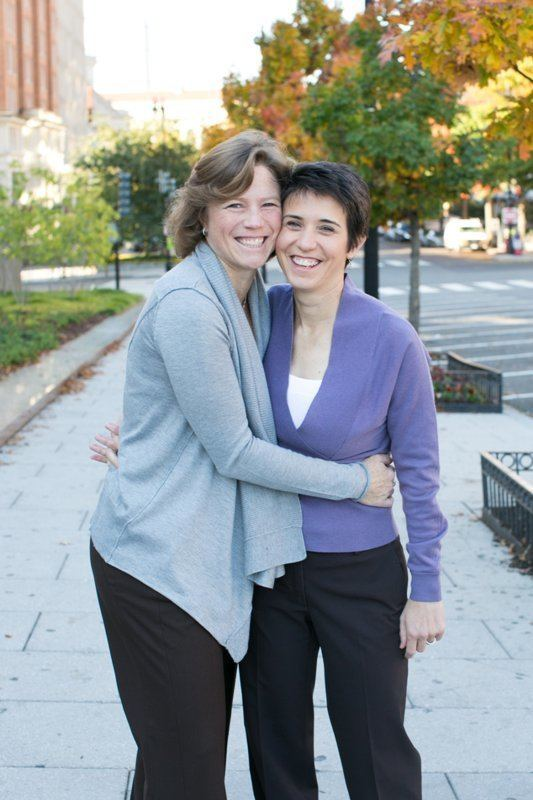 Gay weddings pioneer legally marries partner of 20 years