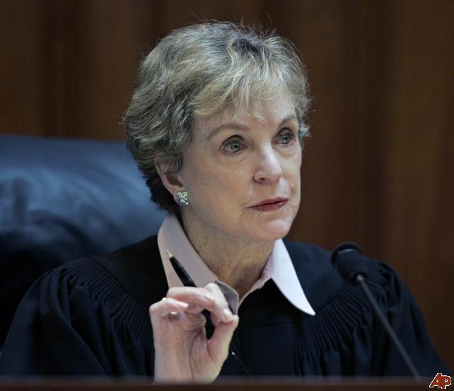 Kathryn Werdegar Coat of Arms Speaker Series California Supreme Court Justice