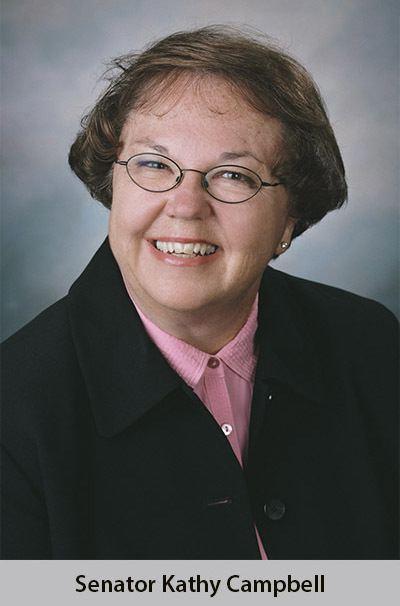 Kathy Campbell A Look Back Senator Kathy Campbell First Five Nebraska