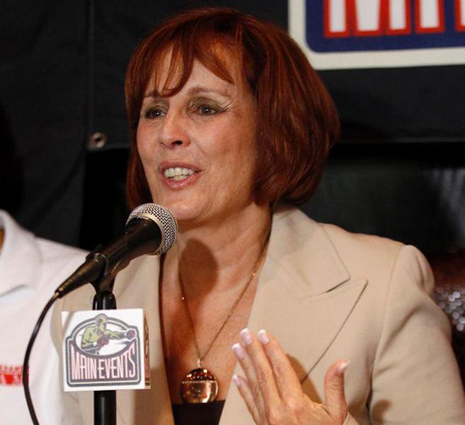 Kathy Duva Dont Duva Me Like That Promoter Kathy Duva Puts Al Haymon On Blast
