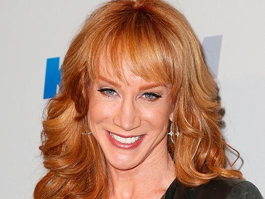 Kathy Griffin Kathy Griffin Talks Live Liza Premiere Censorship The