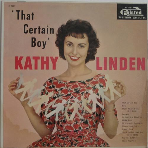 Kathy Linden Kathy Linden Records LPs Vinyl and CDs MusicStack