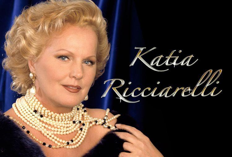 Katia Ricciarelli KATIA RICCIARELLIit
