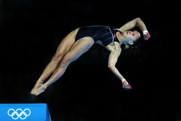 Katie Bell (diver) Katie Bell Pictures Olympics Day 12 Diving Zimbio