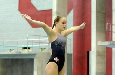 Katie Bell (diver) WDIVE Katie Bell Wins US Diving National Championship