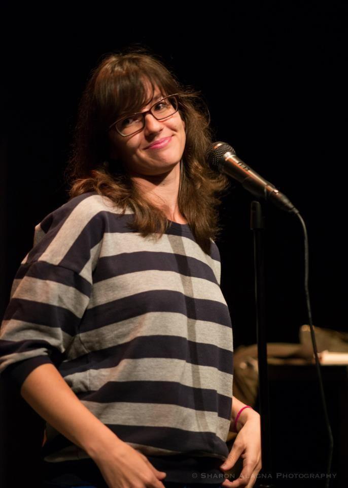 Katie Crown 50 Hot Women in Comedy AfterEllencom