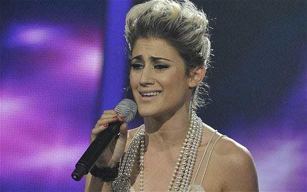 Katie Waissel X Factor 2010 Katie Waissel stays Telegraph