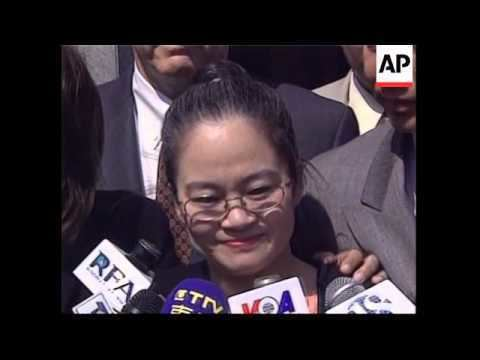 Katrina Leung FILE Katrina Leung ChineseAmerican cleared of spying YouTube