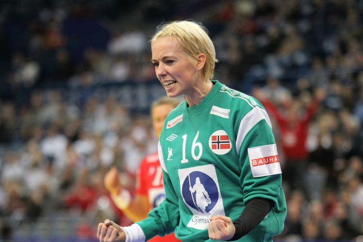 Katrine Lunde Champions League final Gyr in focus Timeout Mag