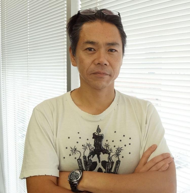 Katsuhito Ishii isshiprofileanimecourtyardjpg