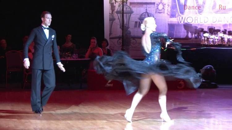 Katusha Demidova Arunas Bizokas Katusha Demidova Tango YouTube