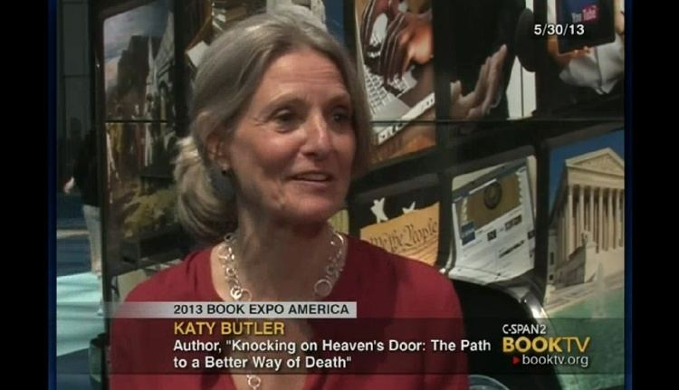 Katy Butler A Conversation With Knocking On Heavens Door Author Katy Butler