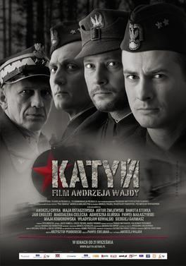 Katyn (film) movie poster