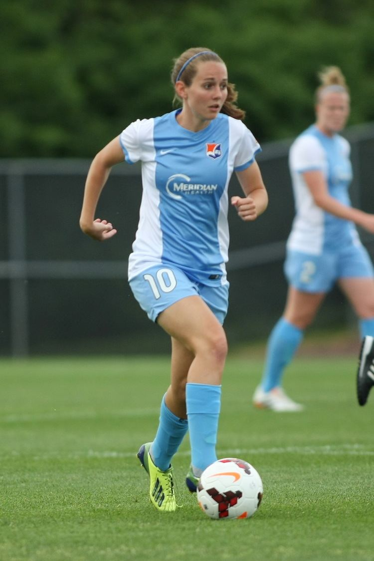 Katy Freels Sky Blue FC Katy Freels