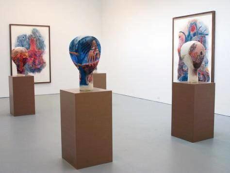 Katy Schimert Katy Schimert at David Zwirner New York Artmapcom