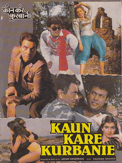 Kaun Kare Kurbanie movie poster