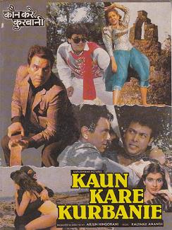 Kaun Kare Kurbanie movie poster