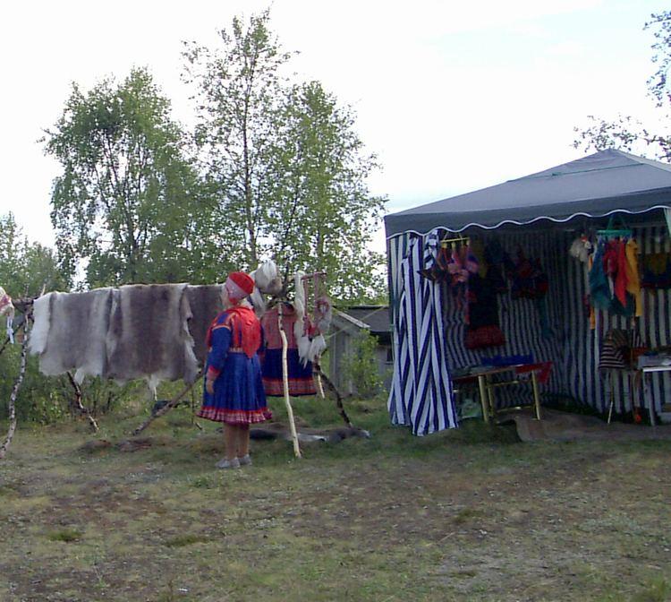 Kautokeino in the past, History of Kautokeino