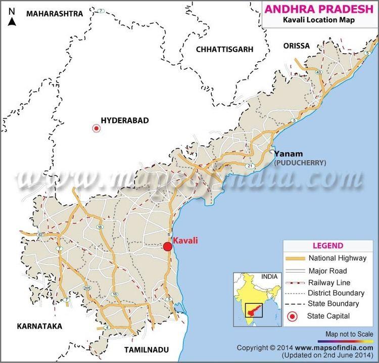 Kavali Culture of Kavali