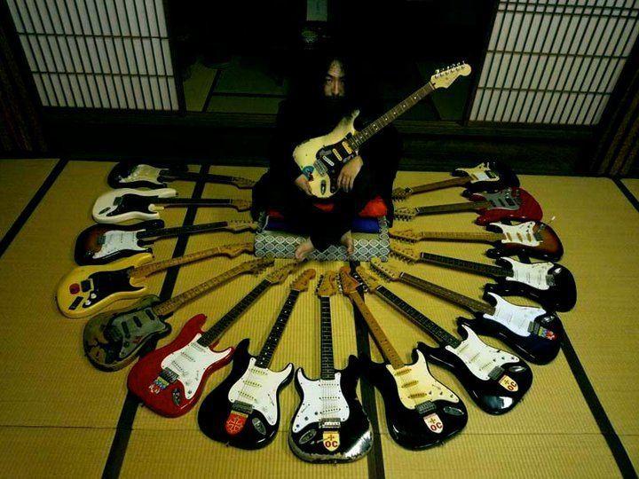 Kawabata Makoto Its Psychedelic Baby Magazine Makoto Kawabata Interview