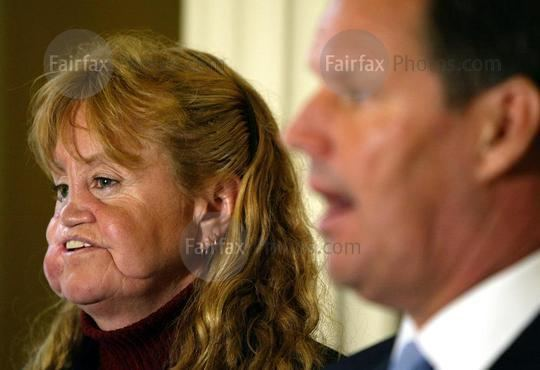 Kay Nesbit Fairfax Photos Kay Nesbit and opposition leader