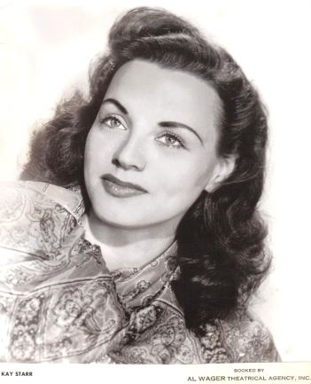 Kay Starr YesterYear Radio39s Big Band Live Internet Broadcasts Kay