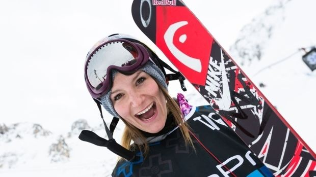Kaya Turski Kaya Turski39s Olympic dream won39t be derailed Olympics