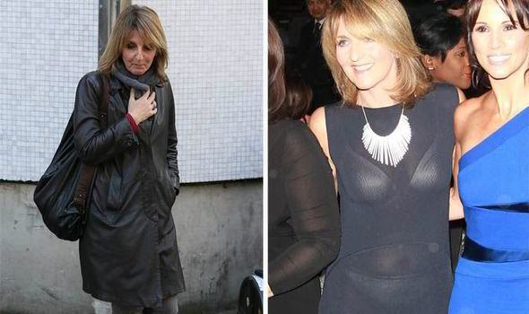 Kaye Adams Kaye Adams breaks her silence on Pride of Britain fashion