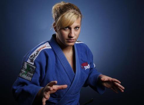 Kayla Harrison Kayla Harrison seeks Olympic gold history in London