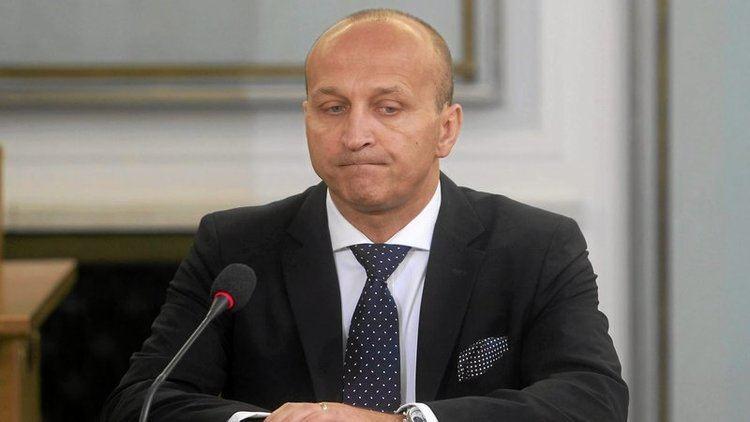 Kazimierz Marcinkiewicz Marcinkiewicz Macierewicz dziaa jak rosyjski agent