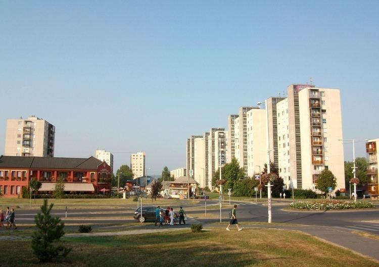 Kazincbarcika in the past, History of Kazincbarcika