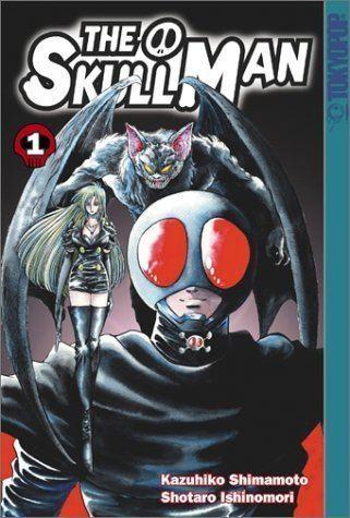 Kazuhiko Shimamoto The Skull Man Kazuhiko SHIMAMOTO Manga AnimePlanet