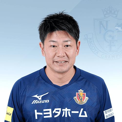 Kazumasa Kawano nagoyagrampusjpteamtopplayer2017imagesstaf