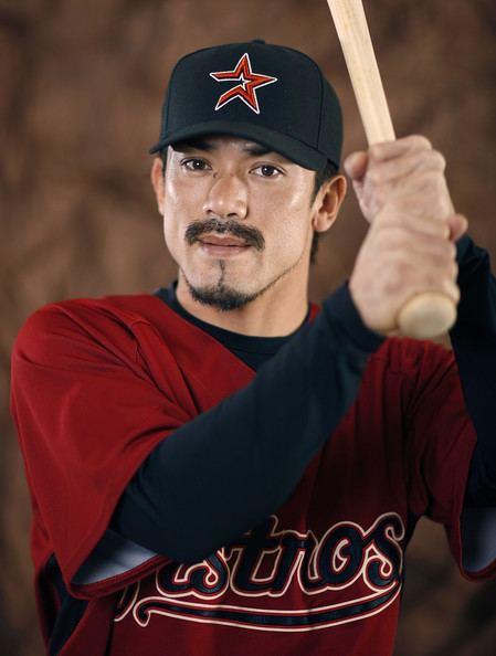 Kazuo Matsui Kazuo Matsui Pictures Houston Astros Photo Day Zimbio