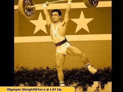 Kazushito Manabe Kazushito Manabe Top Olympic Lifters of the 20th Century Lift Up