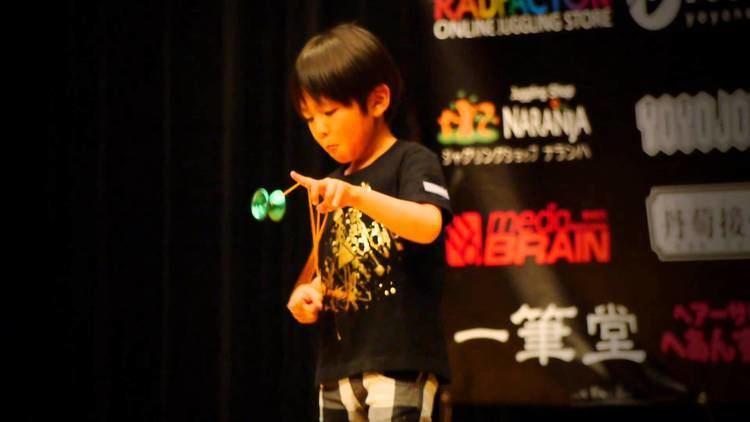 Kazuya Murata (director) HAMAMATSU YOYO CONTEST 20131A Division Kazuya Murata YouTube
