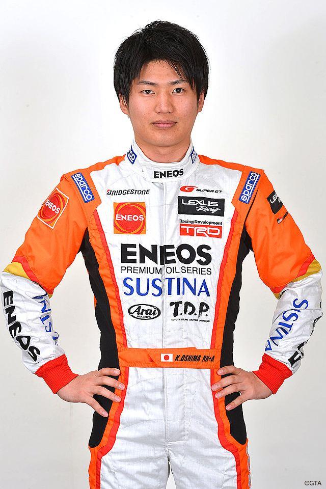Kazuya Oshima Kazuya Oshima 2013 DRIVERS TOYOTA GAZOO Racing