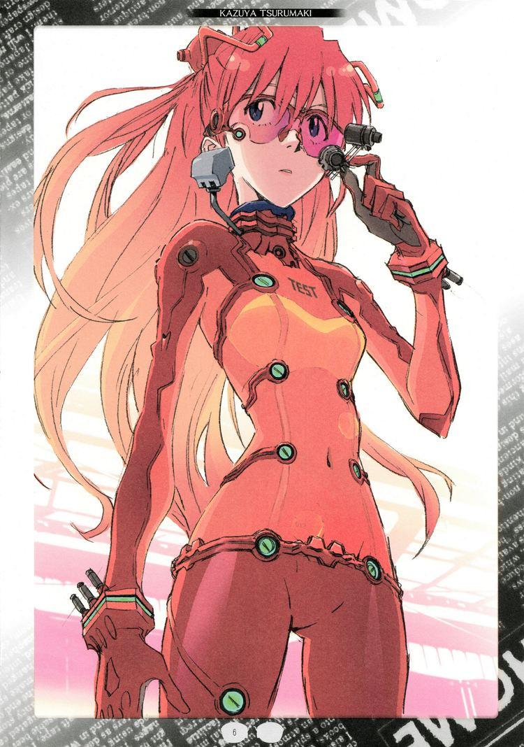 Kazuya Tsurumaki Kazuya Tsurumaki Zerochan Anime Image Board