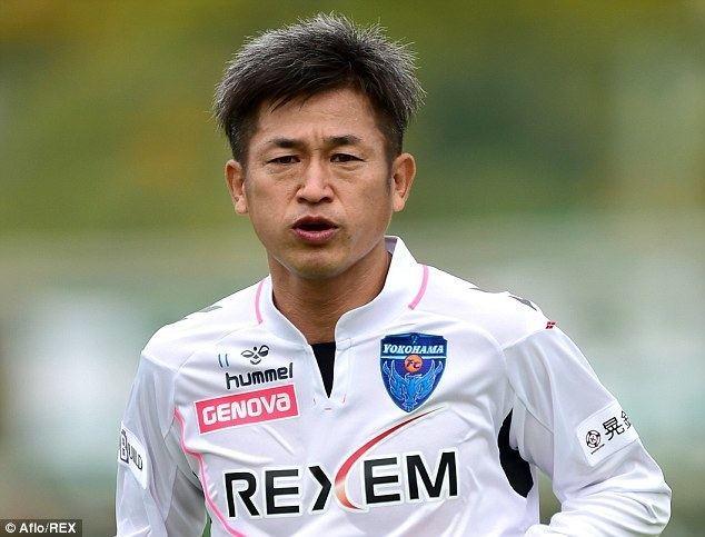 Kazuyoshi Miura Meet Kazuyoshi Miura the Yokohama FC striker aged 47