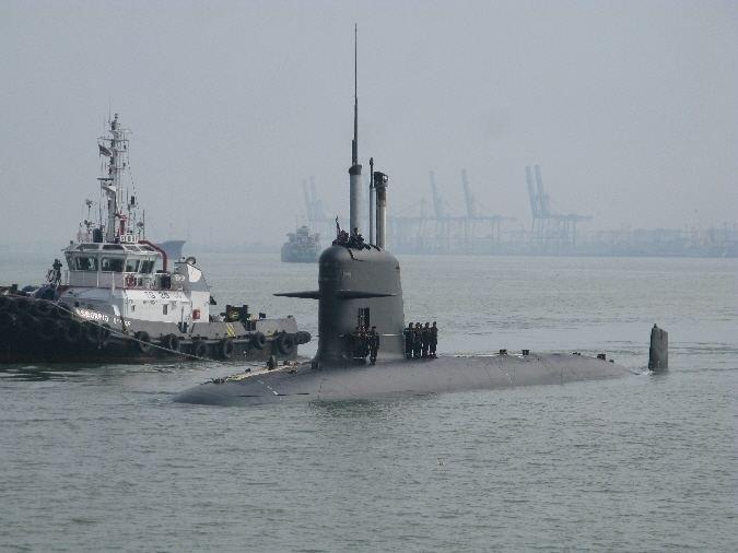 KD Tunku Abdul Rahman KD TAR undergoing refit Malaysian Defence
