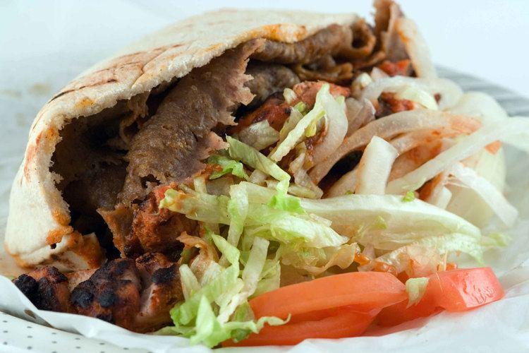 Kebab The Kebab Shop