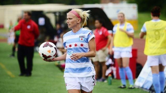 Kecia Morway Kecia Morway Announces Retirement Chicago Red Stars