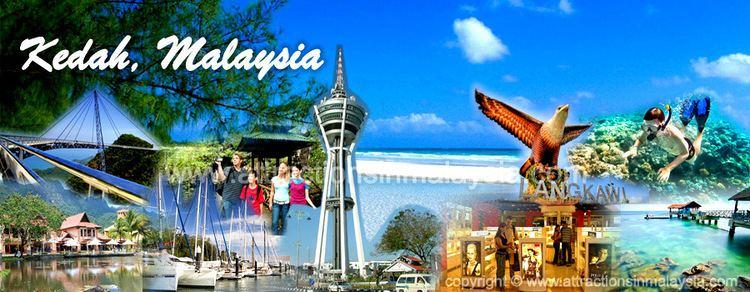 Kedah Tourist places in Kedah