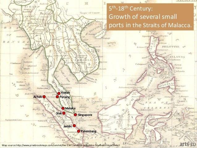 Kedah in the past, History of Kedah