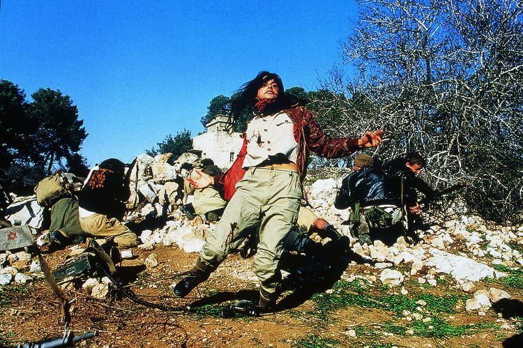 Kedma (film) Exodus collides with the Kedma Film International