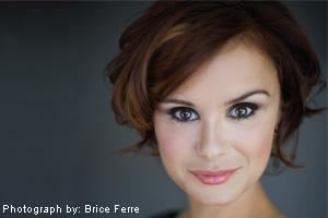 Keegan Connor Tracy Actress Keegan Connor Tracy talks about her love for Halloween